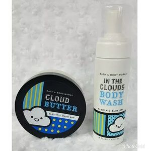 Bath & Body Works In The Clouds Body Wash & Butter